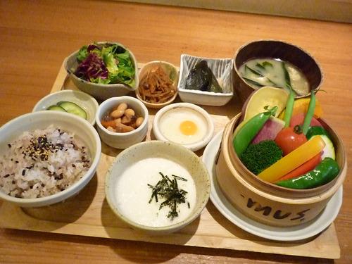梅田ランチ野菜ランチのサムネイル画像